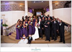 Phylicia and Mark's Grand Marquis WeddingRaleigh, NC