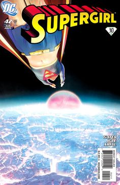 Cover for Supergirl (DC, August 2009) #42