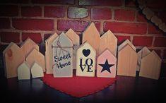 Drewniane domki domy z drewna dom domek drewno wood wooden house home love sweet home star heart