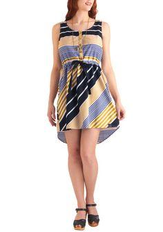 Yacht Race Dress