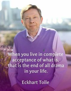 The teachings of Eckhart Tolle. I'm ever thankful to him for initiating me on the spiritual path. Urdu Quotes, Quotable Quotes, Wisdom Quotes, Quotes To Live By, Quotations, Quotes Images, Crush Quotes, Positive Quotes, Motivational Quotes