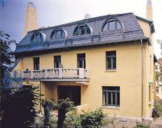 Henneberg Haus (1913-1914) Weimar Architecte : Henry Van de Velde