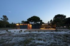 Guest House, Carvalhal, Portugal  by: Paratelier