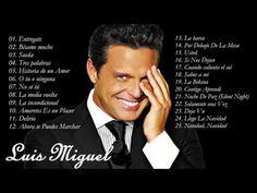 Luis Miguel Sus Mejores Éxitos  Las 25 Mejores Canciones de Luis Miguel 2015 MIX - YouTube
