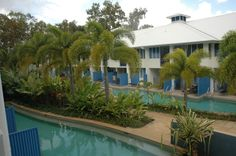 Oaks Lagoons Resort, Port Douglas Copyright Nicolae Fieraru, www.centaminute.com
