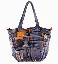 Джинсовые переделки. Made of Jeans Denim
