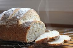 Nice gf bread with  a thicker crust.  Makes one small loaf.  Subbed extra xanthan for guar gum