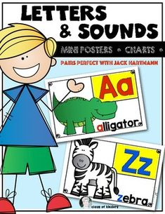 Teaching and Learning Letters (Vowels) Sounds Mini Posters and Charts! Kindergarten Activities, Preschool, Jack Hartmann, Pirate Eye Patches, Page Protectors, Vowel Sounds, Learning Letters, Letter Sounds, Teaching Materials