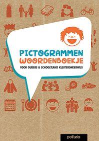 Pictogrammenwoordenboekje kleuteronderwijs | pakket van 10