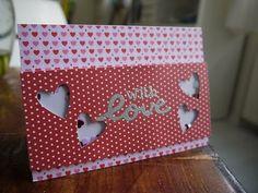 Maak met mij 16 - Valentijn schudkaart - YouTube