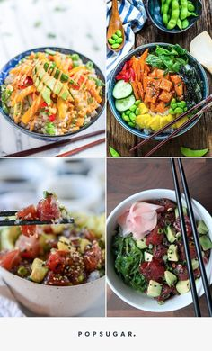 22 Homemade Poke Bowls That Are Way Easier Than Rolling Sushi