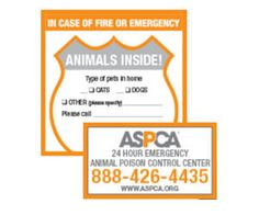 Got a pet?  Then order a Free ASPCA Pet Safety Pack with a Free Pet Rescue Window Decal and a Free ASPCA Animal Poison Control Center Magnet!  Please allow 4-6 weeks for delivery.  Available while supplies lasts. http://ifreesamples.com/free-aspca-pet-safety-magnet-window-decal/