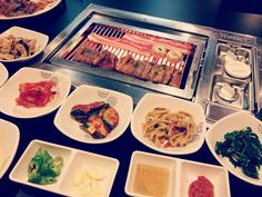 March 14, 2013  Korean BBQ with a Korean food lover