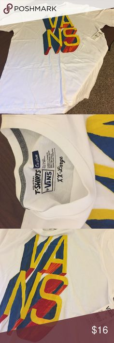vans mens shirts xxl