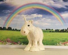 Handmade Unicorn Unique Gift Decorative Art by ClaudesWoodcarving