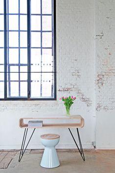 Metro table XLBoom.  www.tafelvanamandine.be