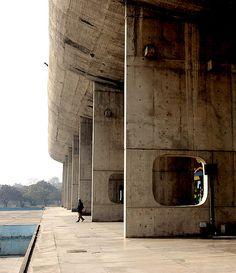 Corbusier Chandigarh | Flickr - Photo Sharing!