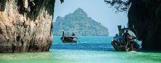 جزيرة هونج والبحيرة والجزر الأربعة بقارب خاص ذو الذيل الطويل : سيف للسفر و السياحة