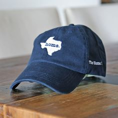 The Texas Home Hat is a great way to show off your state pride, while also helping raise money for multiple sclerosis research.