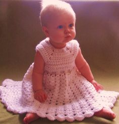 Newborn Christening Gown by DeeDeesDetails on Etsy, $59.95