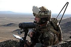 Calling in airstrikes