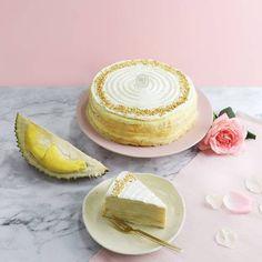 Durian Cake, Galaxy Chocolate, Happy Birthday Cakes, Dog Birthday, Crepe Cake, Mille Crepe, Malaysian Food, Chocolate Bouquet, Brownie Cake