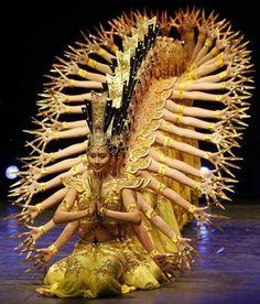 dance, tailand