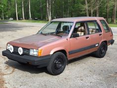 Station Wagon Cars, Toyota Tercel, Cars And Motorcycles, Offroad, Motors, Classic Cars, Vans, Japan, Vehicles