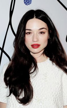 Crystal Reed attends Tyler Ellis 5th anniversary celebration at Chateau Marmont in West Hollywood, CA. (January 31th, 2017). Pinned by @lilyriverside