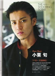 Crows Zero :: Takiya Genji :: Oguri Shun
