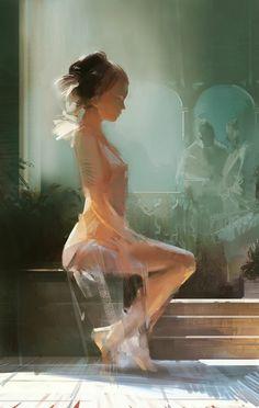 Craig Mullins... | Kai Fine Art
