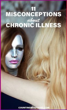 Even those who live with chronic illness often carry misconceptions about life with chronic illness. Chronic Illness, Chronic Pain, Fibromyalgia, Rare Disease, People Talk, Just The Way, Medical Conditions, Best Self, How I Feel