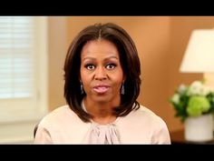The First Lady on the Launch of the Campaign to Change Direction on Mental Health - YouTube