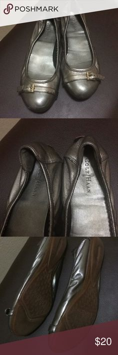 Cole Haan Flats Size 6.5 Used condition but still in great shape Cole Haan Shoes Flats & Loafers