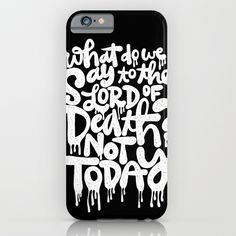 What do we say... iPhone & iPod Case