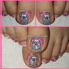Feet Care, Nail Arts, Pedicure, Nail Designs, Turquoise, Beauty, Pretty Pedicures, Toe Nail Art, Short Nail Manicure