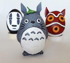 Studio Ghibli Easter Eggs #eastereggs