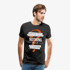 Baseball Bat T-Shirts - Baseball Coach - Men's Premium T-Shirt black Golf Instructors, Daddy, Coach Men, Pet Day, Pullover Hoodie, Be My Baby, Funny Design, Mens Fitness, T Shirts
