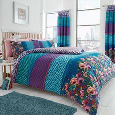 Saphira Floral Teal Duvet Quilt Cover Bedding Set – Linen and Bedding Queen Bedding Sets, Luxury Bedding Sets, Duvet Sets, Duvet Cover Sets, Modern Bedding, Damask Bedding, Linen Bedding, Bed Linens, White Bedding