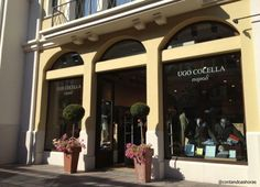 """Fidenza Village: o outlet entre Bolonha e Milão"" by @contandoashoras Toscana, Outlet, Shops, Fashion, Bologna, The Journey, Viajes, Shopping, Italia"