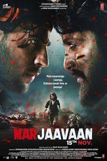 Marjaavaan 2019 Hindi Movie Creative Movies Full Movies Download Movies Bollywood Movies Online