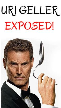 Uri Geller - Learn to bend spoons like a real mentalist! Mentalist Tricks, Spoon Bending, Mind Reading Tricks, Cool Illusions, Out Of Your Mind, Card Tricks, Mind Games, Golden Rule, Body Language