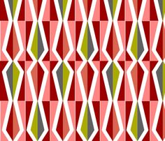 kites fabric by cecilymae handmade