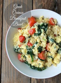 Quinoa breakfast bowls have become a new favorite breakfast recipe of mine. I can quickly whip together a batch to refrigerator or freeze for breakfast all week. And thanks to the quinoa and eggs each one is filled with fiber and protein to keep me satisfied all morning long. A couple months ago I made this Kale and …