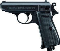 Pistola Walther PPK/S Co2 Full Metal