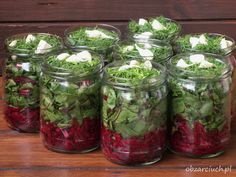 Vegan Recipes, Cooking Recipes, Polish Recipes, Soups And Stews, Superfood, Finger Foods, Preserves, Mason Jars, Recipies