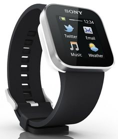 Sony SmartWatch Launched - Sony unveiled their new Android powered SmartWatch back at CES in January, and the device has now launched and it will retail for $150, it is designed to connect to your Android smartphone.