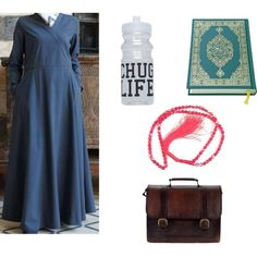 """Tarawih Essentials"" by shukrclothing on Polyvore"