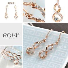 Christmas Delicate Large zircon Earrings,Gift to girlfriend is beautiful,Pure handmade fashionable elegance,2020108290