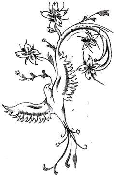 Oiseau qui s 39 envole dessin recherche google tatouages pinterest google et recherche - Tatouage oiseau qui s envole ...